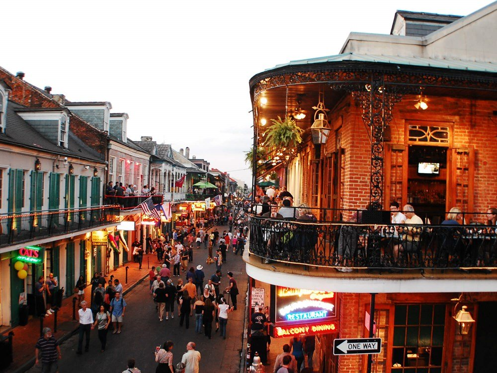 New Orleans 1 - Travel
